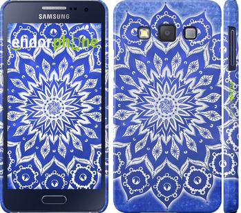 Чехол из 3д пластикового матового материала для Samsung Galaxy A3 A300H