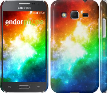Чехол из 3д пластикового матового материала для Samsung Galaxy Core Prime Duos