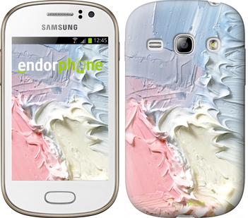 Чехлы для Samsung Galaxy Fame S6810, - печать на силиконовых чехлах для Самсунг галакси фейм с6810