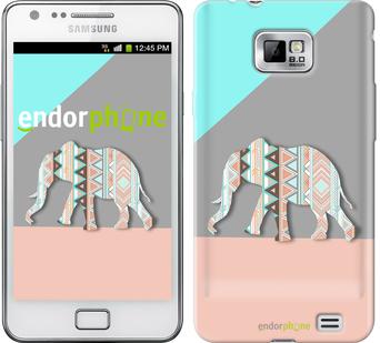 Чехлы для Samsung Galaxy S2 i9100, - печать на силиконовых чехлах для Самсунг Галакси с2 i9100