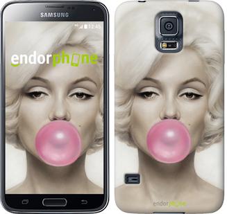 3д пластиковые глянцевые чехлы для Samsung Galaxy S5
