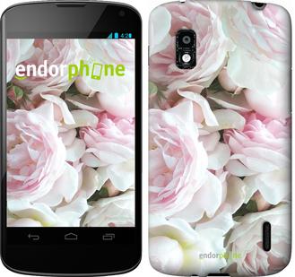 Чехлы для LG Nexus 4 E960, - печать на силиконовых чехлах для ЛГ Нексус 4 Е960
