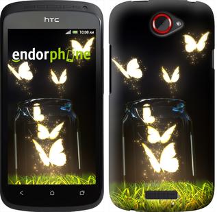 Чехлы для HTC One S z560e, - печать на силиконовых чехлах для ХТЦ ван с з560е