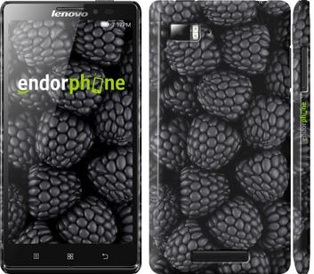 3д пластиковые глянцевые чехлы для Lenovo Vibe Z K910