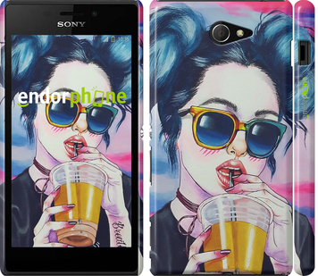 чехол для Sony Xperia M2 D2305