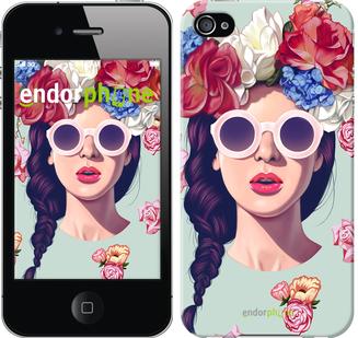 Силиконовый чехол для iPhone 4s