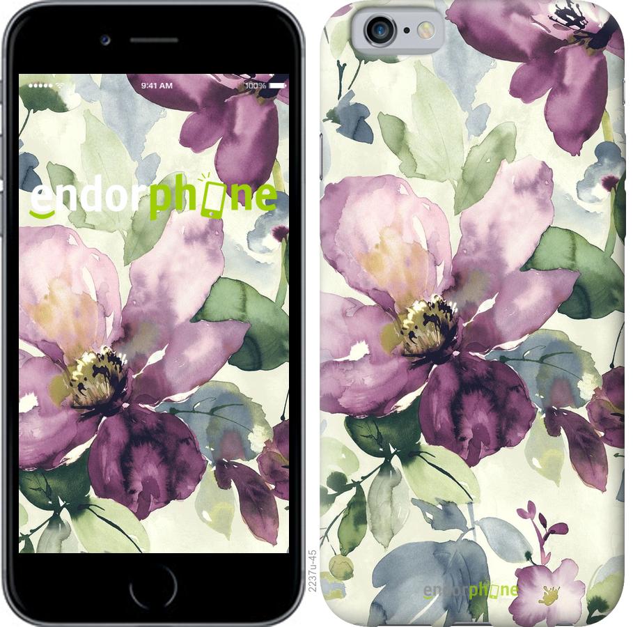 Чехлы для iPhone 6, - печать на силиконовых чехлах для айфон 6